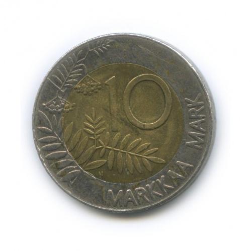 10 марок 1998 года (Финляндия)