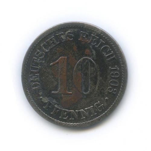 10 пфеннигов 1903 года А (Германия)