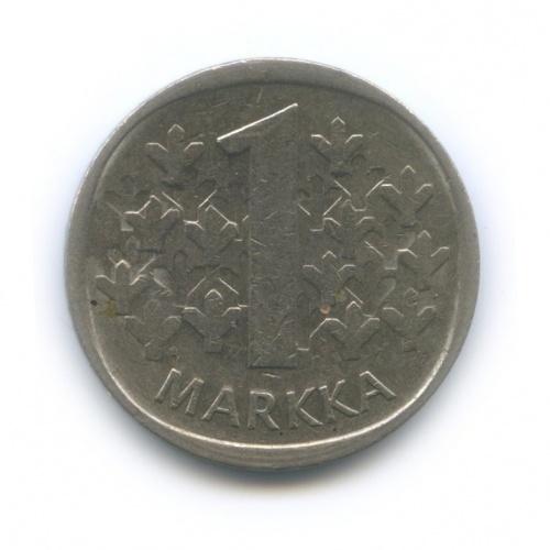 1 марка 1986 года (Финляндия)