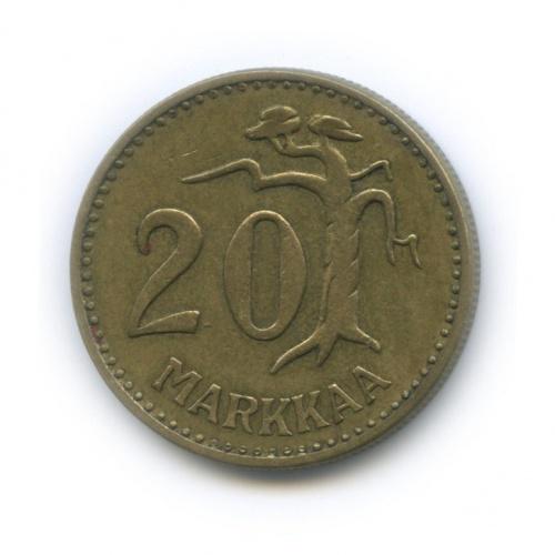 20 марок 1961 года (Финляндия)