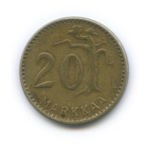 20 марок 1953 года (Финляндия)