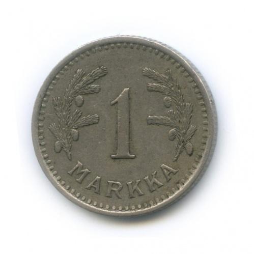 1 марка 1940 года o (Финляндия)