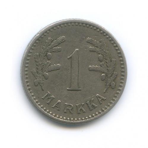 1 марка 1929 года (Финляндия)