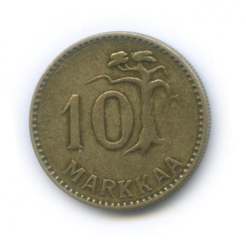 10 марок 1954 года (Финляндия)