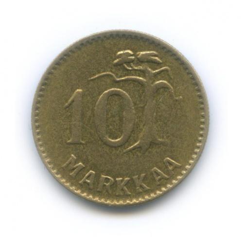 10 марок 1952 года (Финляндия)
