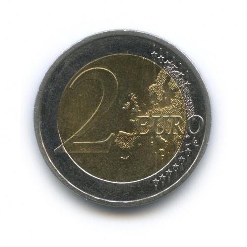 2 евро 2016 года А (Германия)
