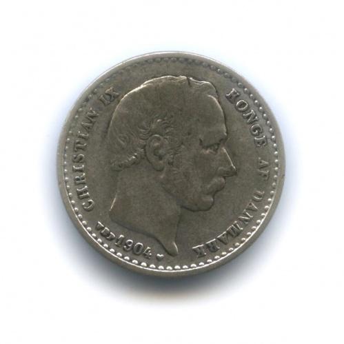 25 эре 1904 года (Дания)