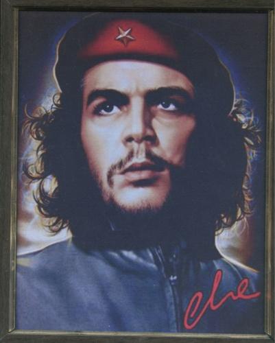 Портрет «Эрнесто ЧеГевара» (наткани, врамке)
