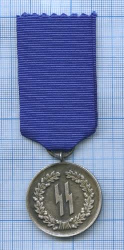 Медаль «За 4 года выслуги вСС» (копия) (Германия (Третий рейх))
