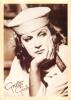 Карточка почтовая «Грета Гарбо» (копия)