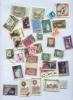 Набор почтовых марок (разные страны, в конверте СССР)