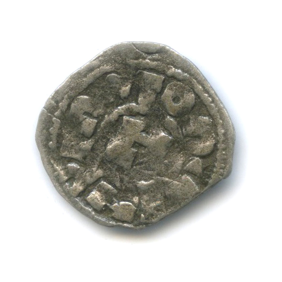 Денар - Лукка, Генрих III-V, 1039-1125 гг. (Италия)