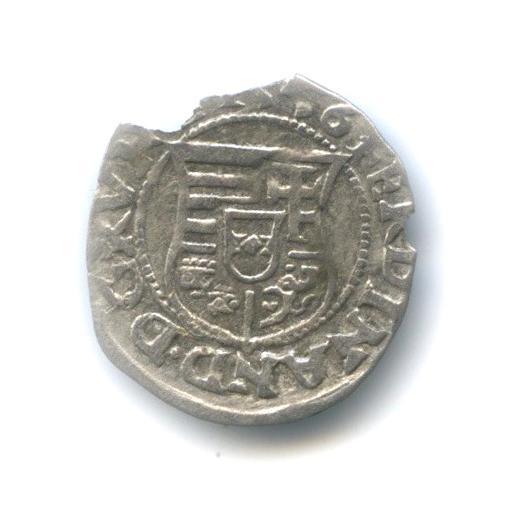 Денар - Фердинанд I 1556 года (Венгрия)