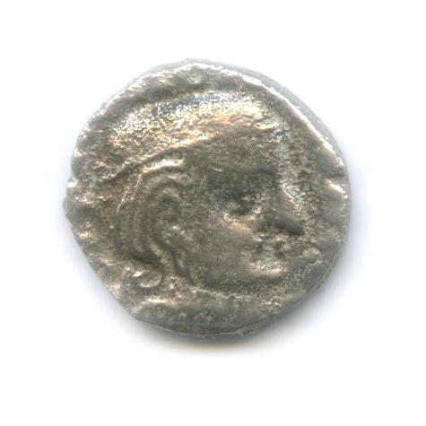 Драхма, Западный Кшатрап, II-IV вв. (Индия)