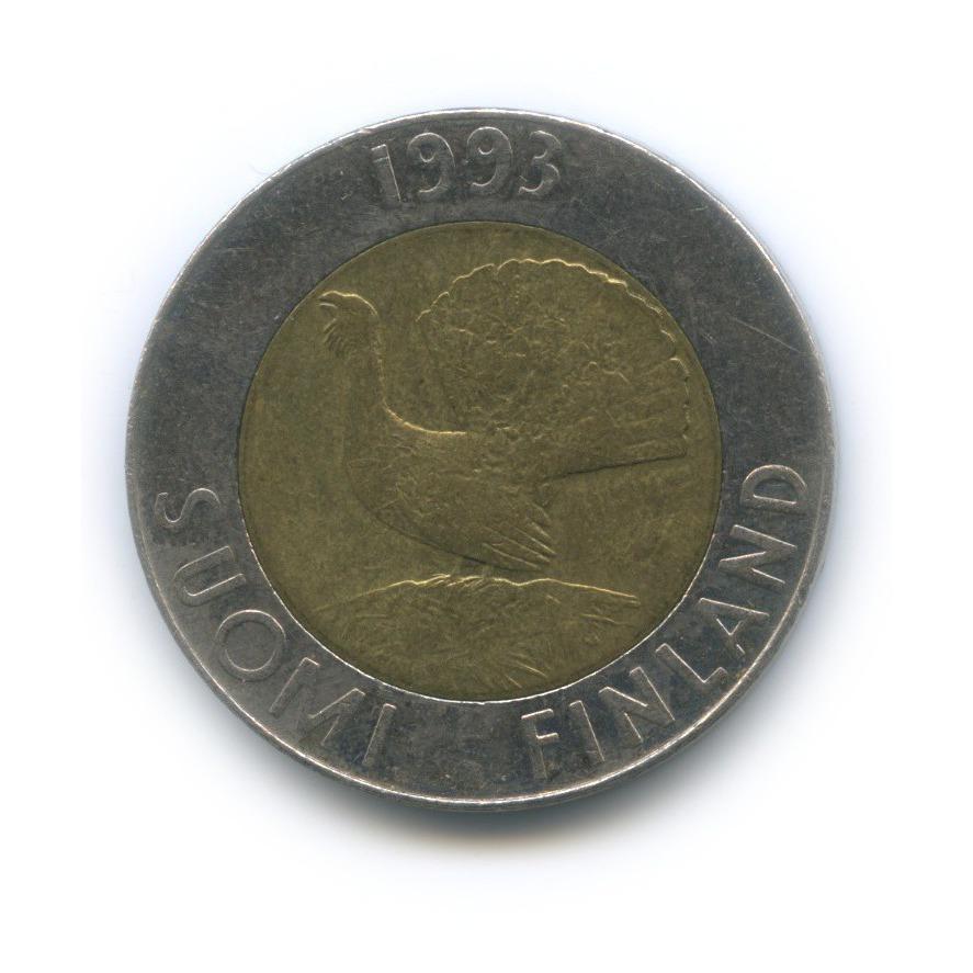 10 марок 1993 года (Финляндия)