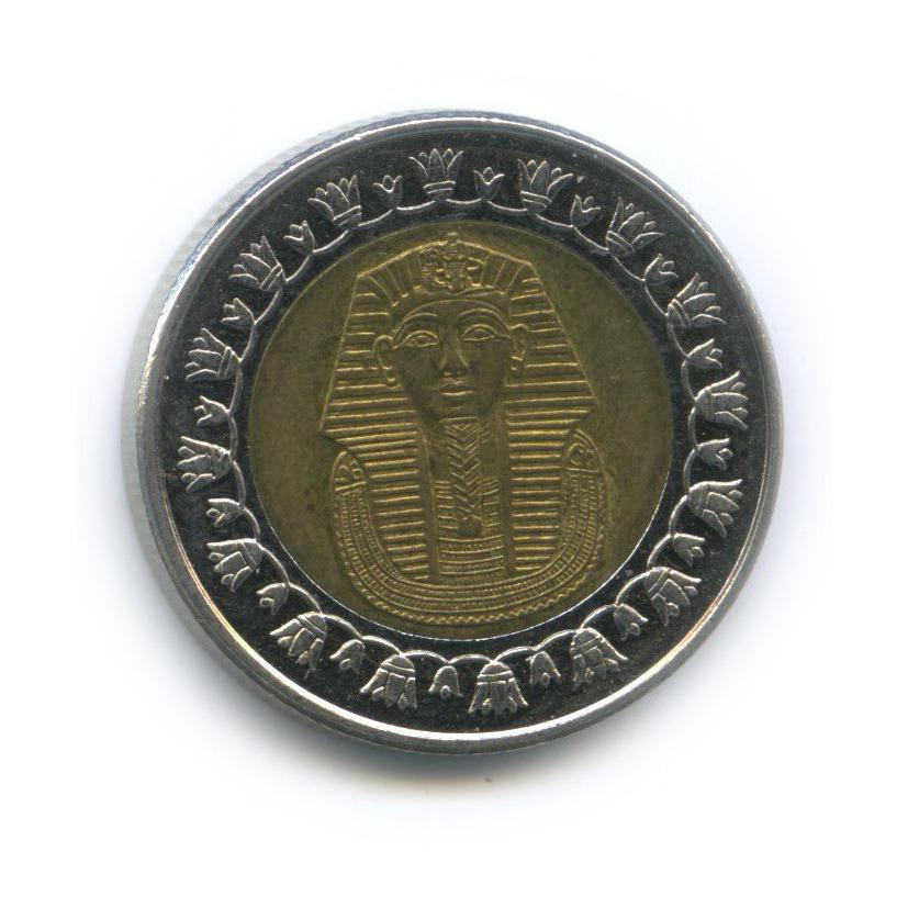 1 фунт 2007 года (Египет)