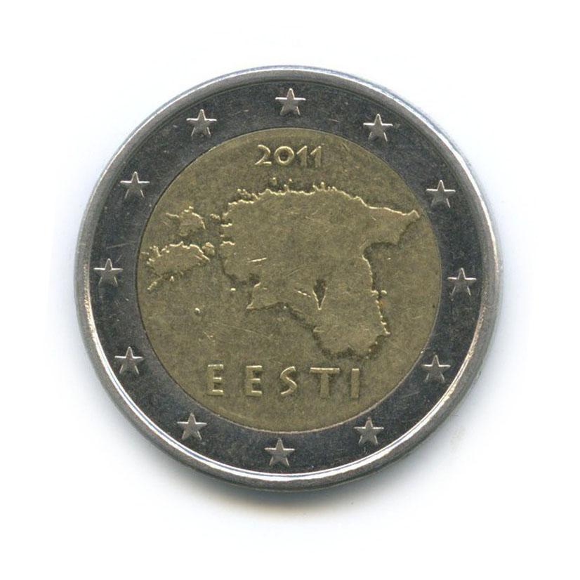 2 евро 2011 года (Эстония)