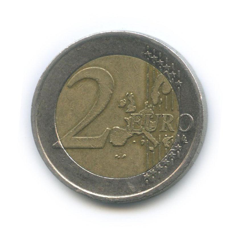 2 евро 2002 года (Нидерланды)