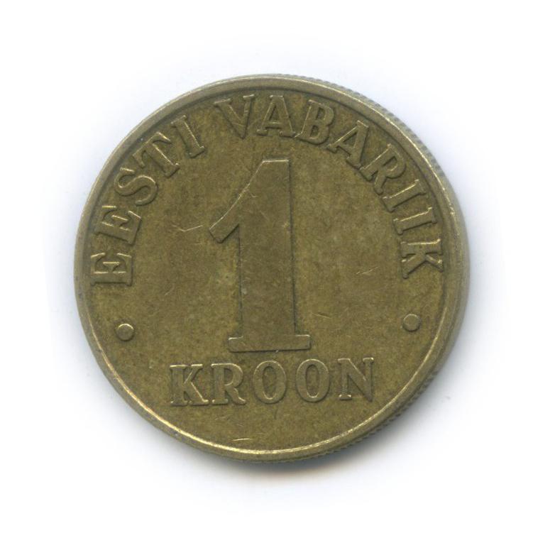 1 крона 2000 года (Эстония)