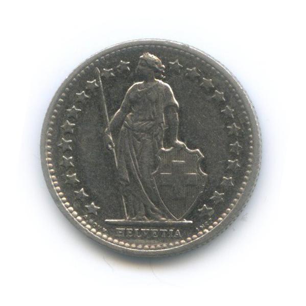 ½ франка 1974 года (Швейцария)