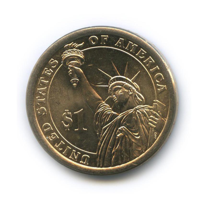 1 доллар — 30-ый Президент США - Калвин Кулидж (1923–1929) 2014 года P (США)