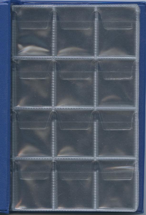 Альбом для монет «Великий Новгород - Памятник «Тысячелетие России» (120 ячеек) (Россия)