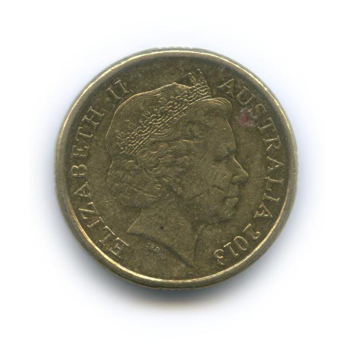 2 доллара 2013 года (Австралия)
