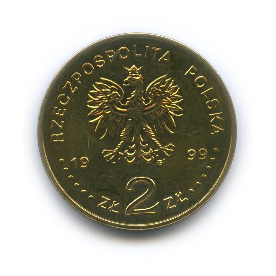 2 злотых — Польские Короли - Владислав IVВаза (1632-1648) 1999 года (Польша)