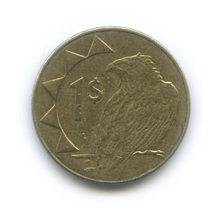 1 доллар, Намибия 2010 года
