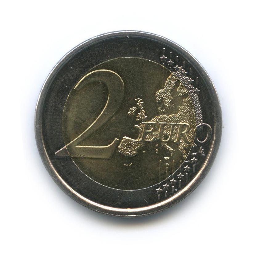 2 евро — 10 лет евро наличными 2012 года (Испания)