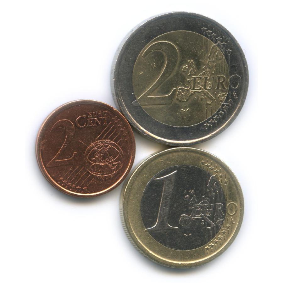 Набор монет 2001 года (Испания)
