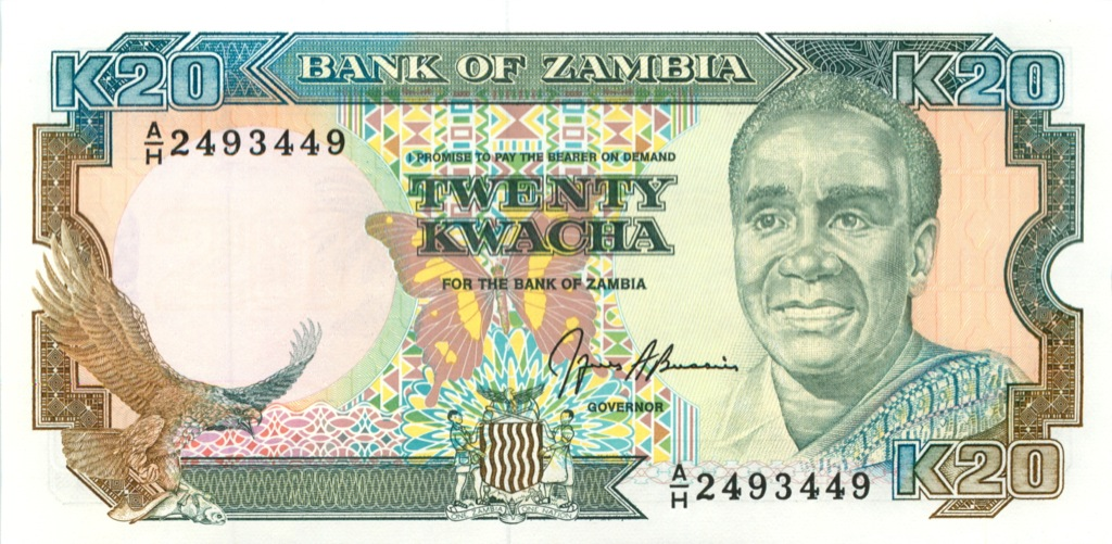 20 квача (Замбия)