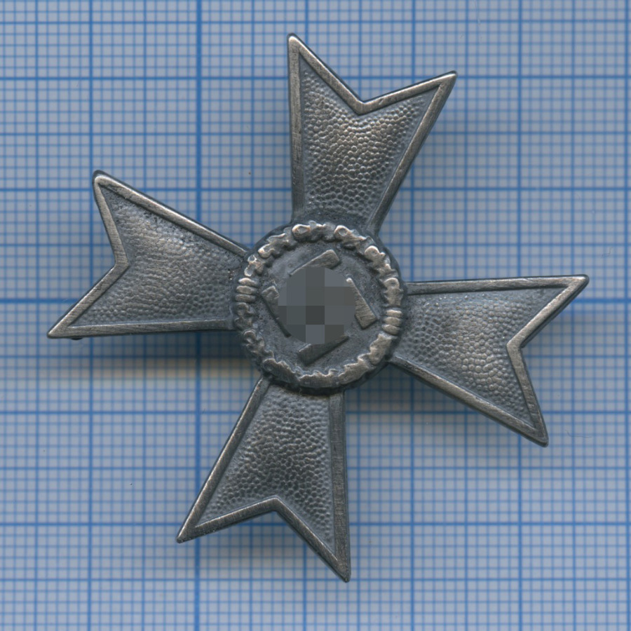 Знак «Крест военных заслуг без мечей» (копия) (Германия (Третий рейх))