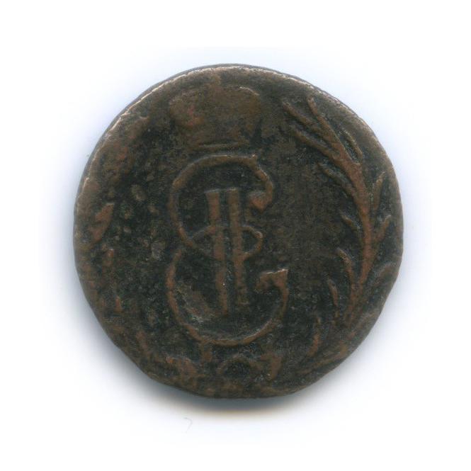 Денга (1/2 копейки) 1772 года КМ (Российская Империя)