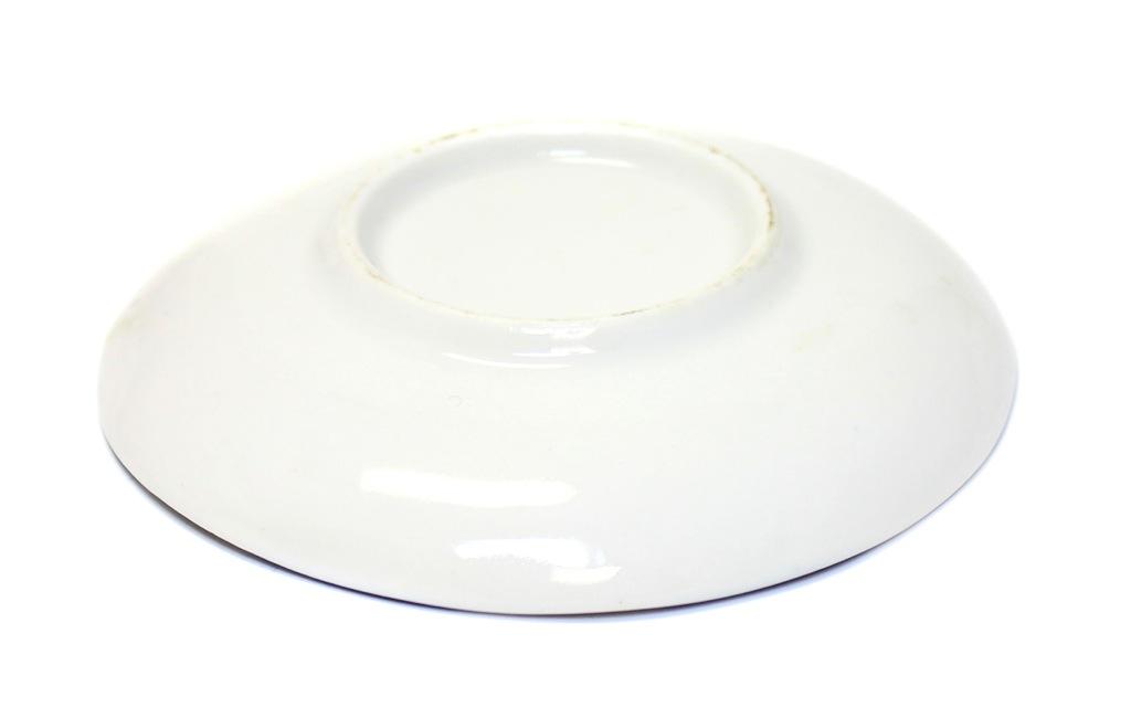Блюдце (фарфор, 11,5 см) ЛФЗ (СССР)