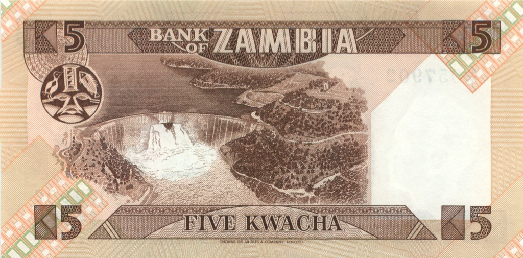 5 квача (Замбия)