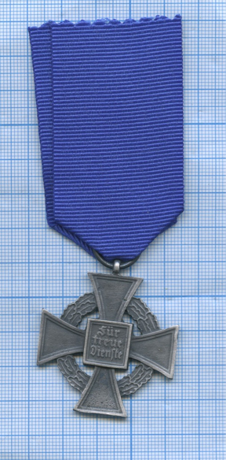 Медаль «Für treue Dienste», Третий рейх (копия)