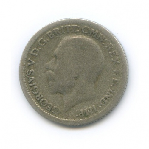 6 пенсов 1929 года (Великобритания)