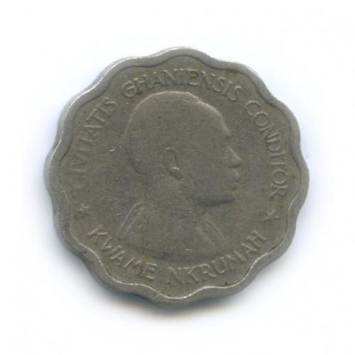3 пенса, Гана 1958 года