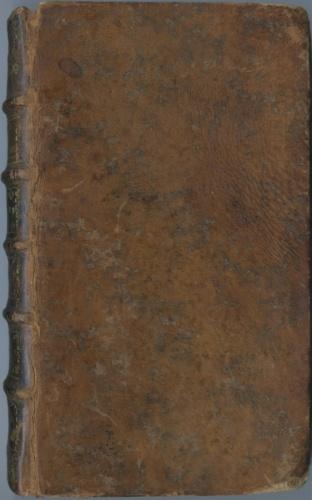 Книга «Oeuvres diverses dudocteur young, traduites de l'Anglois par M. LeTourneur», Париж (стр.) 1771 года (Франция)