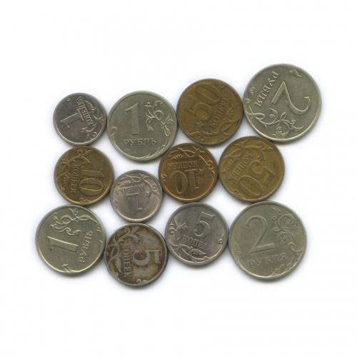 Набор монет России 2007 года (Россия)