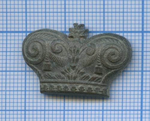 Кокарда «Корона» (Российская Империя)