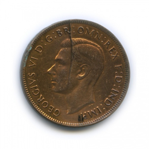 1 пенни 1944 года (Австралия)