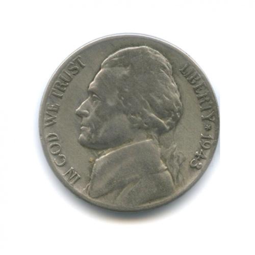 5 центов 1943 года P (США)