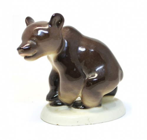 Статуэтка «Медведь» (11 см) (СССР)