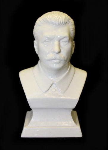 Бюст «И.В. Сталин» (12,5 см) (Россия)