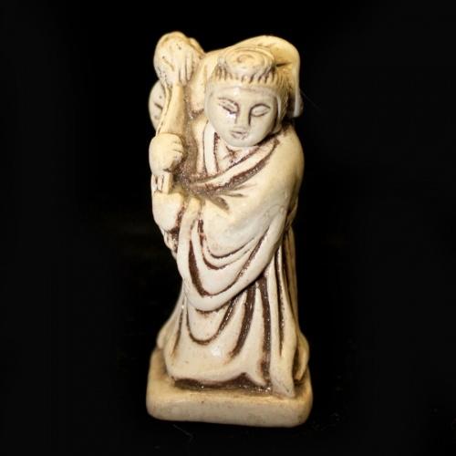 Фигурка-нэцкэ «Монах» (5 см)