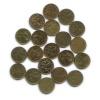 Набор монет 10 копеек (погодовка, 2006 г. - магнит/не магнит) 1997-2015 М (Россия)