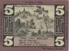 5 пфеннигов (нотгельд) 1921 года (Германия)