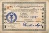 1 песо 1944 года (Филиппины)